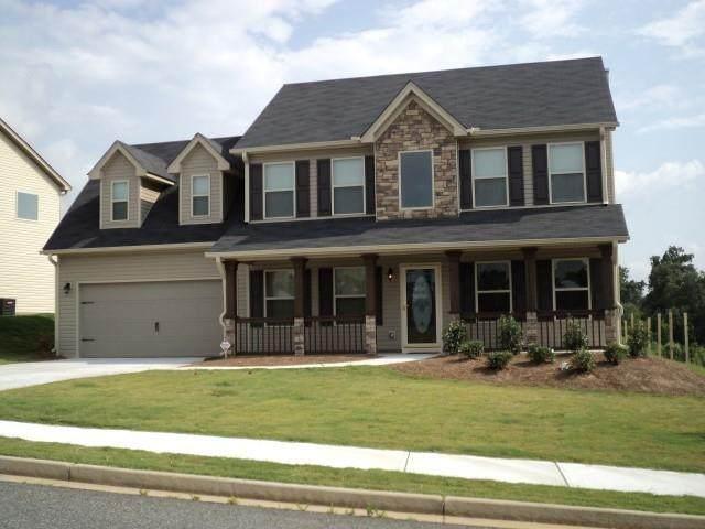 970 River Mist Circle, Jefferson, GA 30549 (MLS #6848245) :: Dillard and Company Realty Group