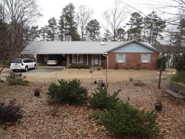 110 Knox Lane, Lavonia, GA 30553 (MLS #6848356) :: The Gurley Team