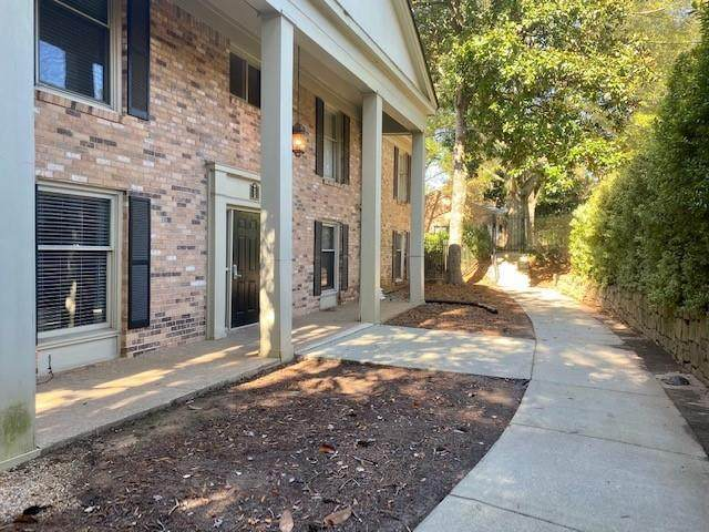 3650 Ashford Dunwoody Road NE #111, Brookhaven, GA 30319 (MLS #6848644) :: The Gurley Team