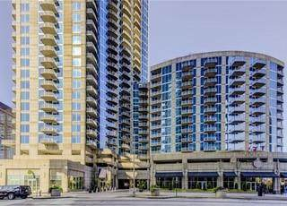 400 NW West Peachtree St #1215, Atlanta, GA 30308 (MLS #6848721) :: The Cowan Connection Team