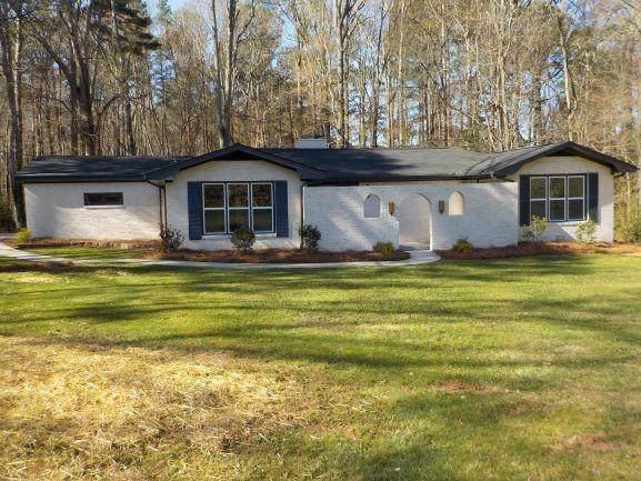 57 Deerfield Road, Covington, GA 30014 (MLS #6848829) :: 515 Life Real Estate Company