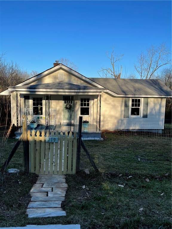 219 N Railroad Street, Tate, GA 30177 (MLS #6849009) :: Scott Fine Homes at Keller Williams First Atlanta