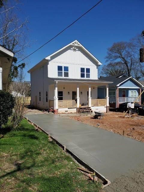 1439 Copeland Avenue SW, Atlanta, GA 30310 (MLS #6849173) :: Scott Fine Homes at Keller Williams First Atlanta