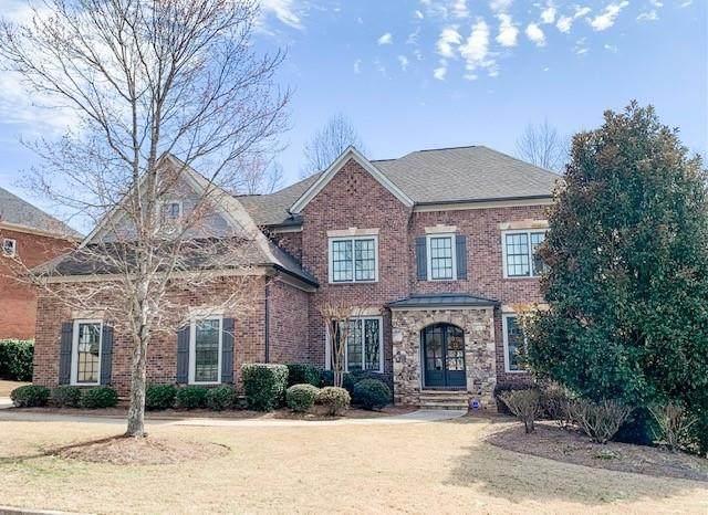 705 Park Haven Lane, Canton, GA 30115 (MLS #6849432) :: North Atlanta Home Team