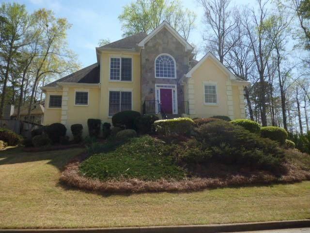 1479 Crooked Tree Circle, Stone Mountain, GA 30088 (MLS #6849551) :: North Atlanta Home Team
