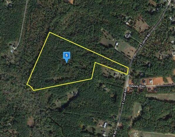 TBD E Carroll Road, Whitesburg, GA 30185 (MLS #6850199) :: RE/MAX Paramount Properties