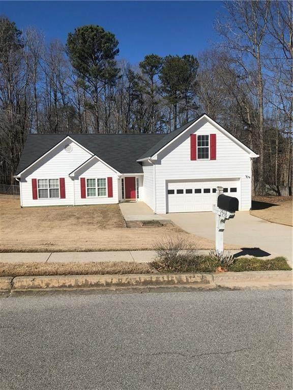2948 Sardis Mill Trail, Buford, GA 30519 (MLS #6850230) :: The Justin Landis Group