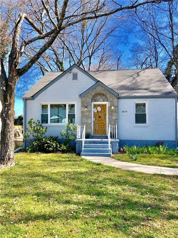 1876 Cannon Street, Decatur, GA 30032 (MLS #6850283) :: Rock River Realty