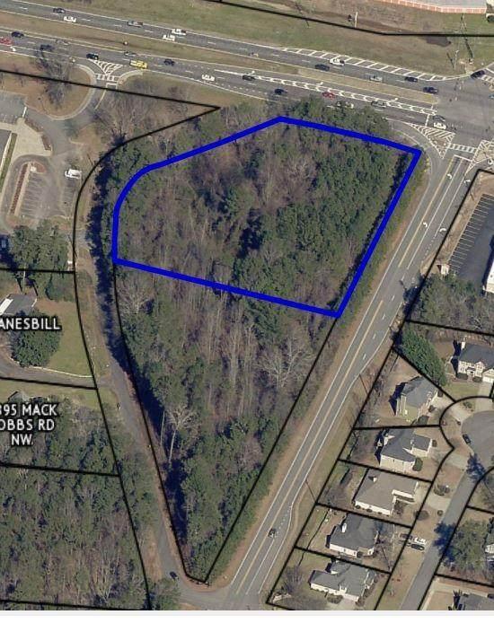 0 N Cobb Parkway, Kennesaw, GA 30152 (MLS #6850443) :: North Atlanta Home Team