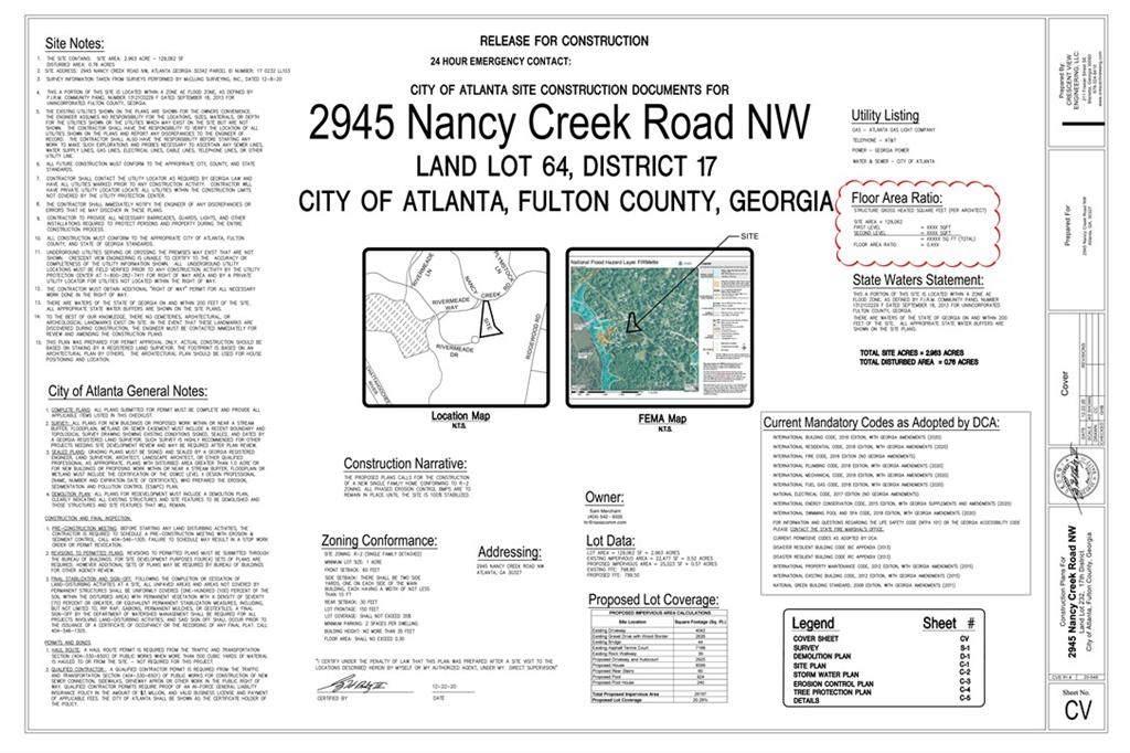 2945 Nancy Creek Road - Photo 1
