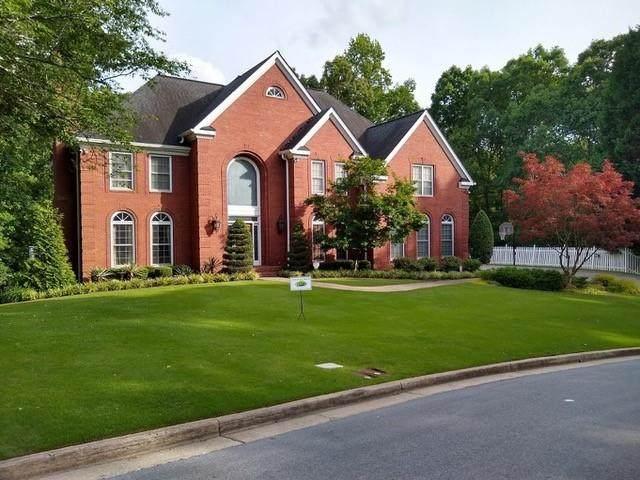 4660 Hamden Forest Drive SW, Atlanta, GA 30331 (MLS #6850866) :: KELLY+CO