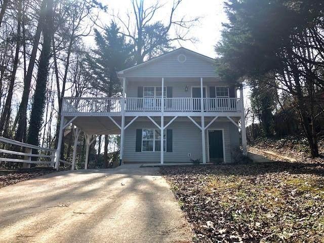 5655 Quail Trail, Gainesville, GA 30506 (MLS #6853121) :: North Atlanta Home Team