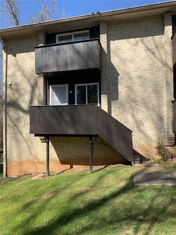 1867 Myrtle Drive SW #23, Atlanta, GA 30311 (MLS #6854639) :: Thomas Ramon Realty