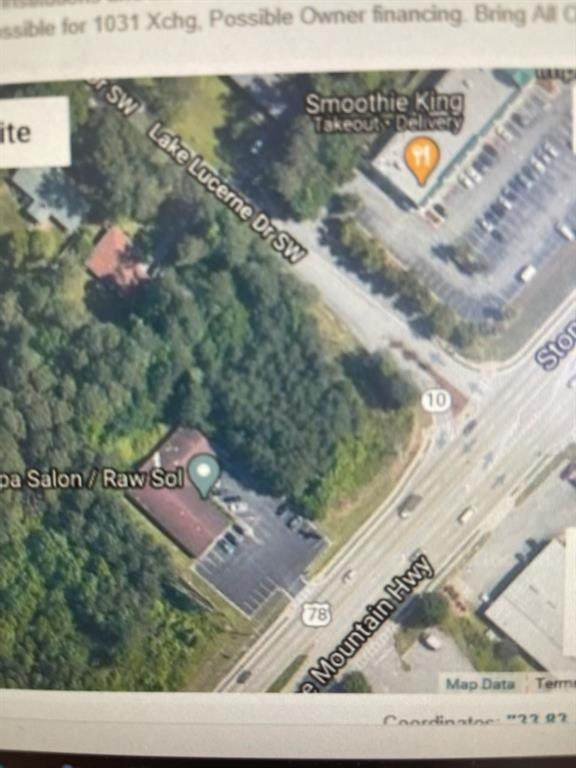 0 Stone Mountain Highway, Lilburn, GA 30047 (MLS #6855436) :: RE/MAX Prestige