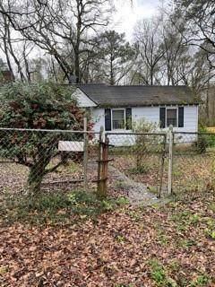 1936 Pinedale Drive NW, Atlanta, GA 30314 (MLS #6855985) :: Thomas Ramon Realty