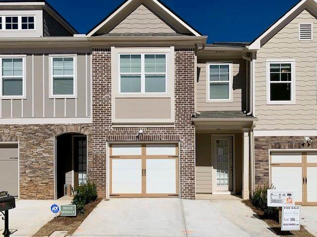 6374 Princeton Ridge Drive #163, Stonecrest, GA 30058 (MLS #6856740) :: The Butler/Swayne Team