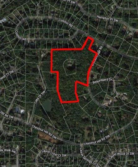 735 Colston Road SW, Marietta, GA 30064 (MLS #6859756) :: Keller Williams Realty Cityside