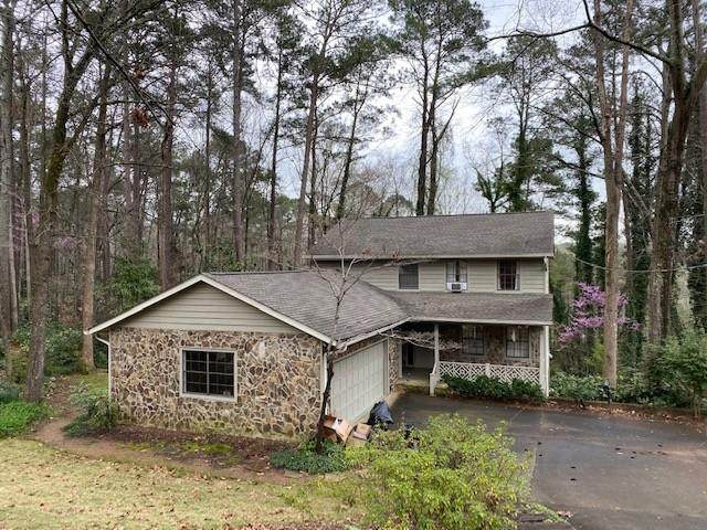 64 River Park Drive, Sandy Springs, GA 30328 (MLS #6859890) :: Path & Post Real Estate