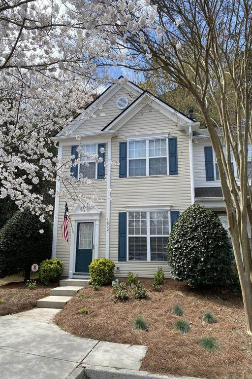 3832 Berkeley Crossing, Duluth, GA 30096 (MLS #6860114) :: Compass Georgia LLC