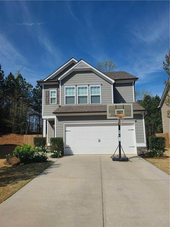 260 Royal Crescent Terrace, Canton, GA 30115 (MLS #6861658) :: The Cowan Connection Team