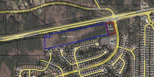 000 Jimmy Campbell Pkwy - Hwy 278 - Photo 1