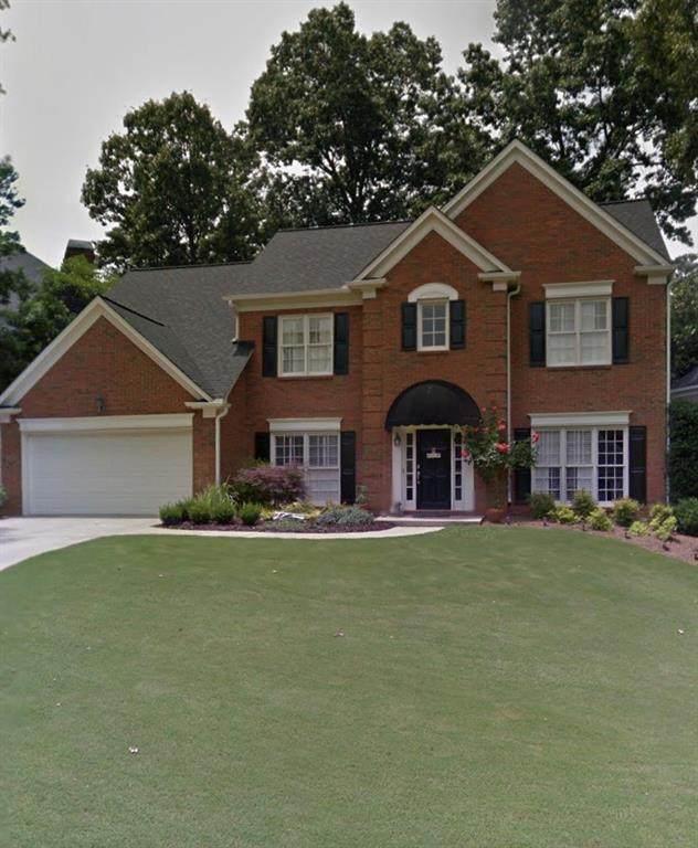 120 Willow Brook Drive, Roswell, GA 30076 (MLS #6862360) :: AlpharettaZen Expert Home Advisors