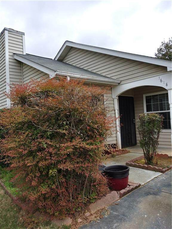 1618 Sweetgum Hill, Decatur, GA 30032 (MLS #6862523) :: The Zac Team @ RE/MAX Metro Atlanta