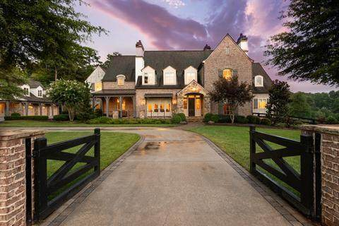 725 Cogdell Ridge, Milton, GA 30004 (MLS #6863196) :: North Atlanta Home Team
