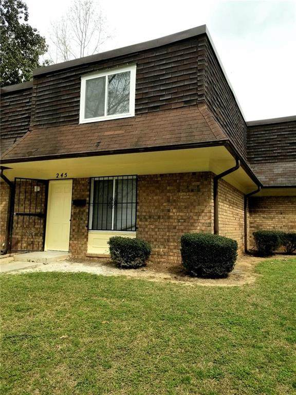 245 Peyton Place Place SW, Atlanta, GA 30311 (MLS #6863267) :: Thomas Ramon Realty