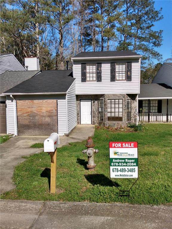 610 Pine Tree Trail, Atlanta, GA 30349 (MLS #6863450) :: The Butler/Swayne Team