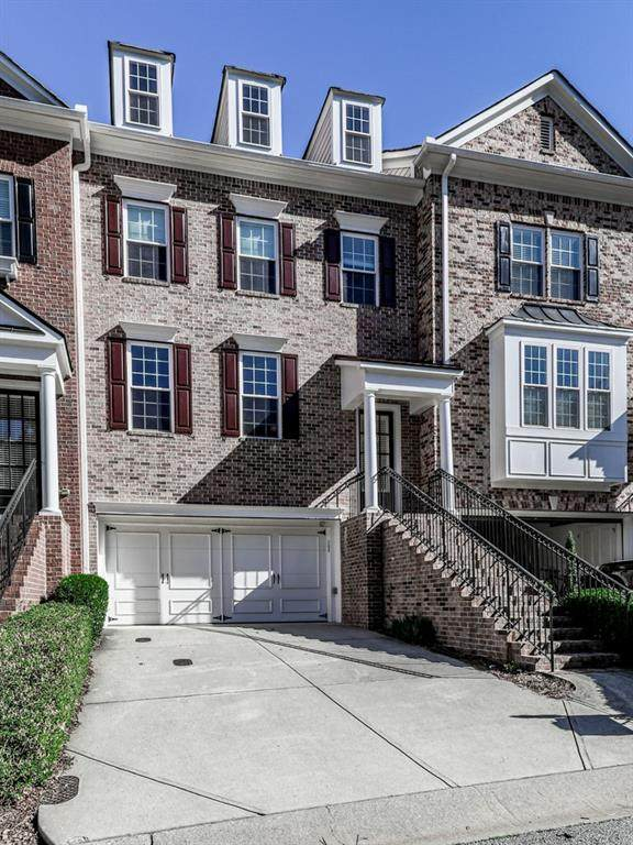 5106 Waters Edge Trail, Roswell, GA 30075 (MLS #6864271) :: Thomas Ramon Realty