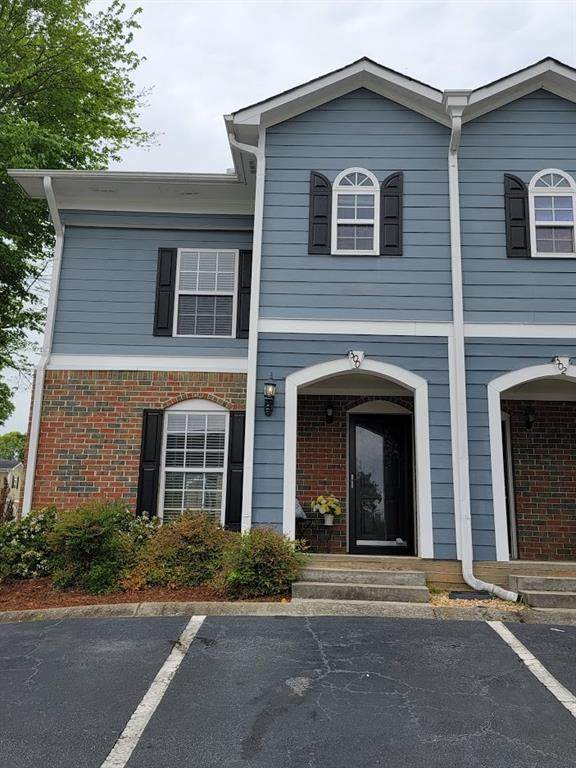 300 Summer Place #300, Norcross, GA 30071 (MLS #6864363) :: Kennesaw Life Real Estate