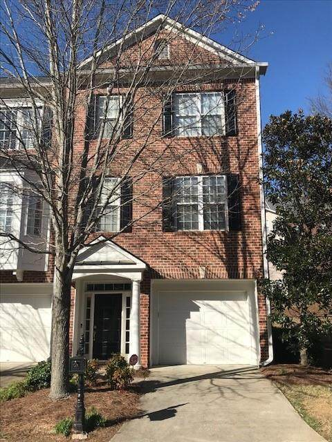 3502 Waters Edge Trail, Roswell, GA 30075 (MLS #6864372) :: The Butler/Swayne Team