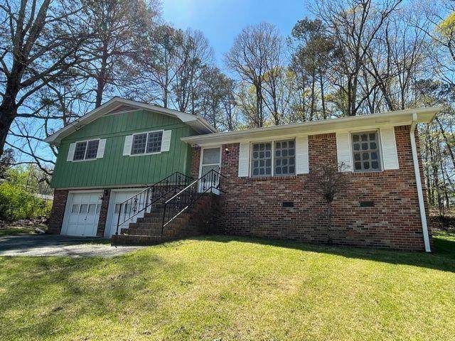 795 Old Beulah Road, Lithia Springs, GA 30122 (MLS #6864465) :: The Justin Landis Group