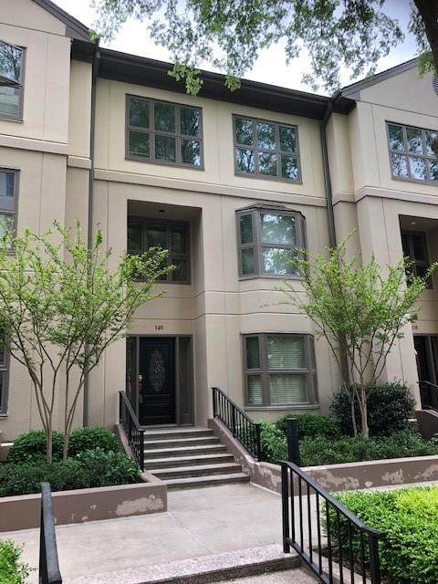 3475 Oak Valley Road NE #140, Atlanta, GA 30326 (MLS #6864883) :: North Atlanta Home Team