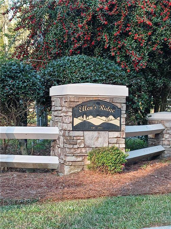 450 Revenna Trail, Fayetteville, GA 30214 (MLS #6864907) :: Lucido Global