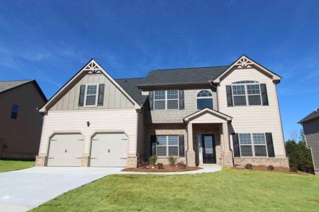 420 Darien Drive, Senoia, GA 30276 (MLS #6865228) :: The Realty Queen & Team