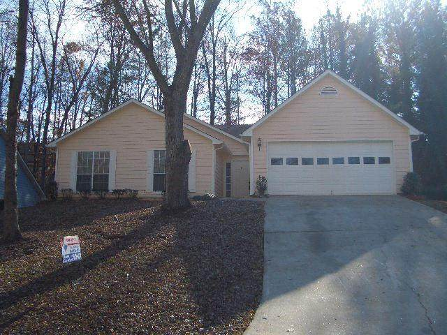 2889 Sterling Drive, Lawrenceville, GA 30043 (MLS #6865494) :: The Zac Team @ RE/MAX Metro Atlanta