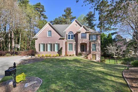 5145 Cralyn Court, Johns Creek, GA 30097 (MLS #6865510) :: North Atlanta Home Team