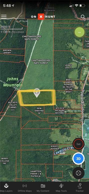 N/A Floyd Springs Road, Armuchee, GA 30105 (MLS #6865746) :: North Atlanta Home Team
