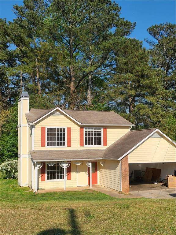 2621 Rolling Hills Way SE, Conyers, GA 30094 (MLS #6866517) :: Path & Post Real Estate