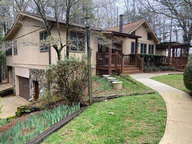 195 Horseshoe Bend Road, Dahlonega, GA 30533 (MLS #6867126) :: The Realty Queen & Team