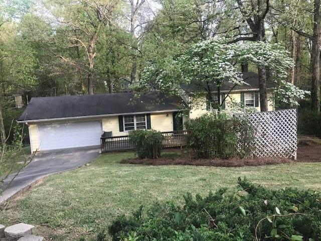 1754 Oak Ridge Way, Lawrenceville, GA 30044 (MLS #6867193) :: North Atlanta Home Team