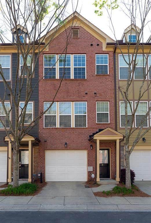 3730 Ashford Creek Lane NE, Brookhaven, GA 30319 (MLS #6867217) :: Rock River Realty