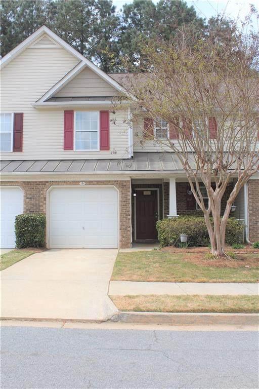 131 Fox Creek Drive, Woodstock, GA 30188 (MLS #6867284) :: Path & Post Real Estate