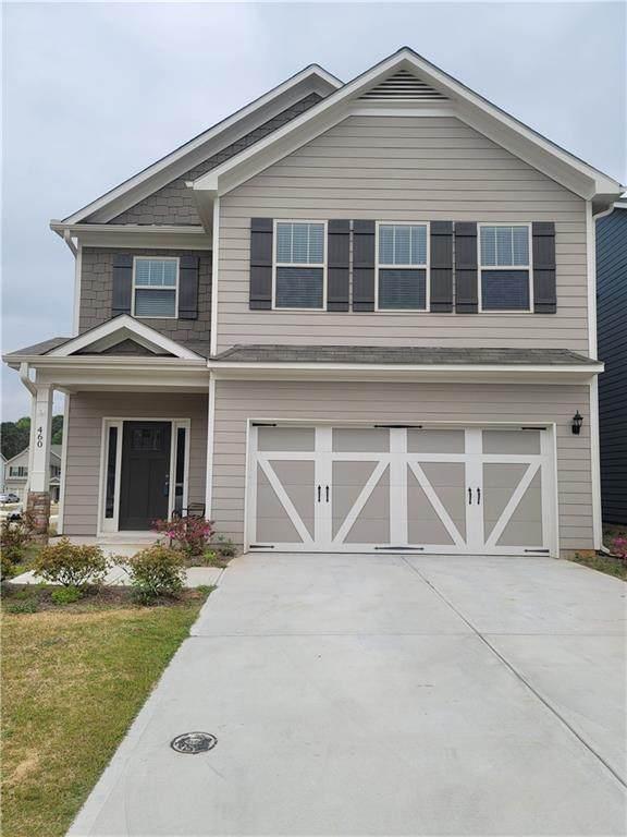 460 Omnia Ridge Way, Lawrenceville, GA 30044 (MLS #6867336) :: North Atlanta Home Team