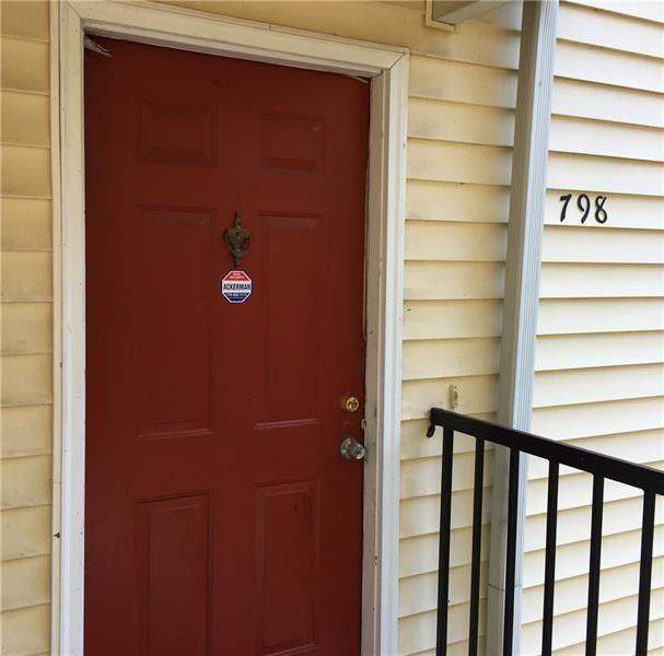 798 Windchase Lane, Stone Mountain, GA 30083 (MLS #6867376) :: North Atlanta Home Team