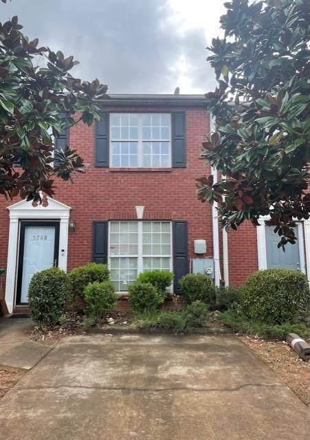 5768 Strathmoor Manor Circle, Lithonia, GA 30058 (MLS #6867386) :: North Atlanta Home Team