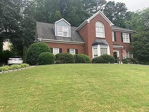 12235 Leeward Walk Circle, Alpharetta, GA 30005 (MLS #6867498) :: North Atlanta Home Team