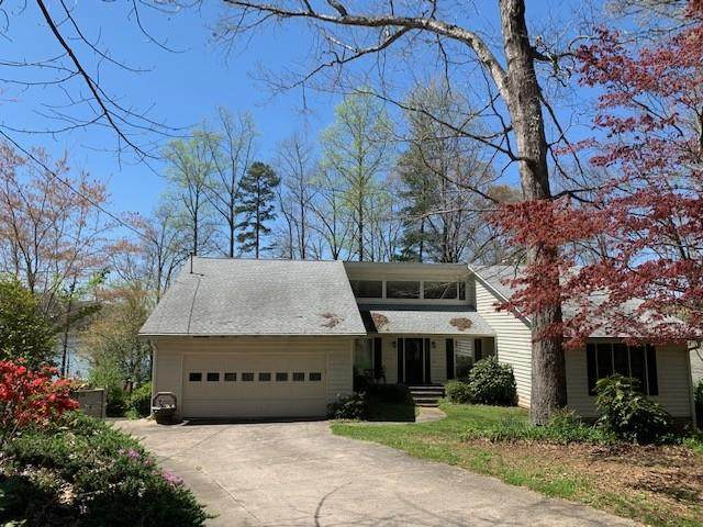 2964 Lullwater Trail, Gainesville, GA 30506 (MLS #6867510) :: Path & Post Real Estate